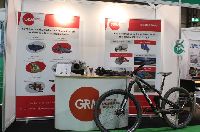 GRM at the Advanced Engineering Show 2017