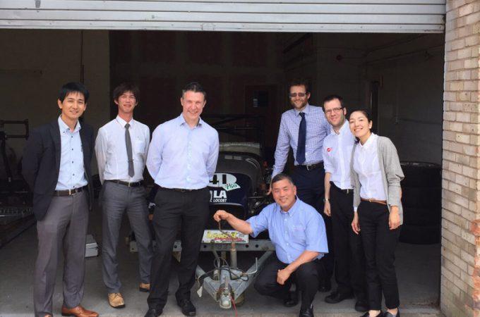 GRM Celebrate One Year in Partnership with Harada Vehicle Design