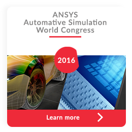 ANSYS Automotive Simulation World Congress